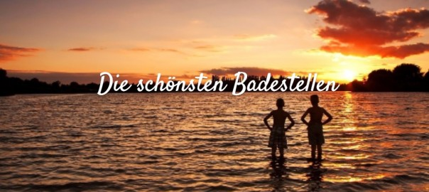Die schönsten Badestellen in der Mecklenburgischen Schweiz