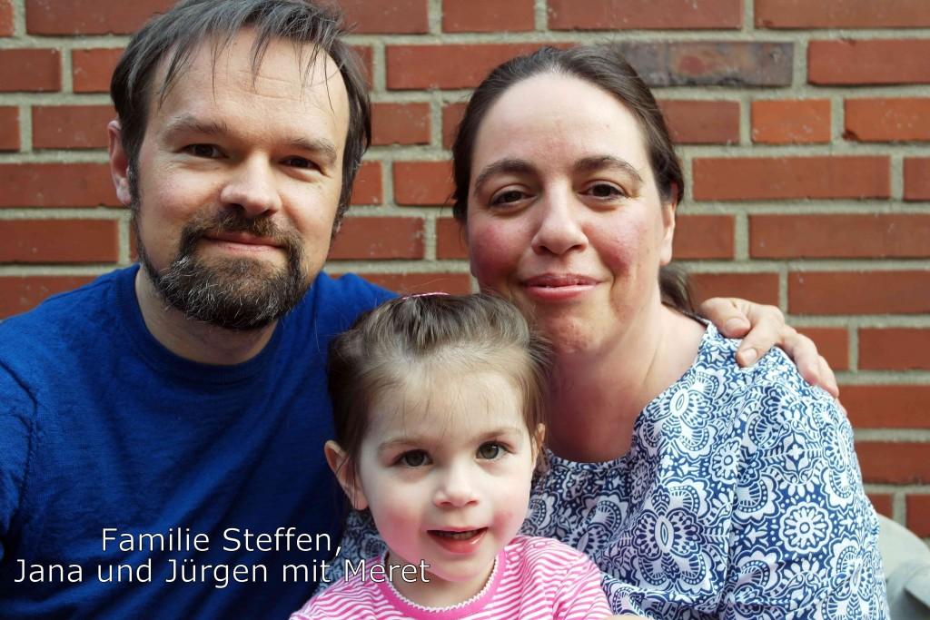 Familie Steffen - Ferienhaus Steffen in Teterow